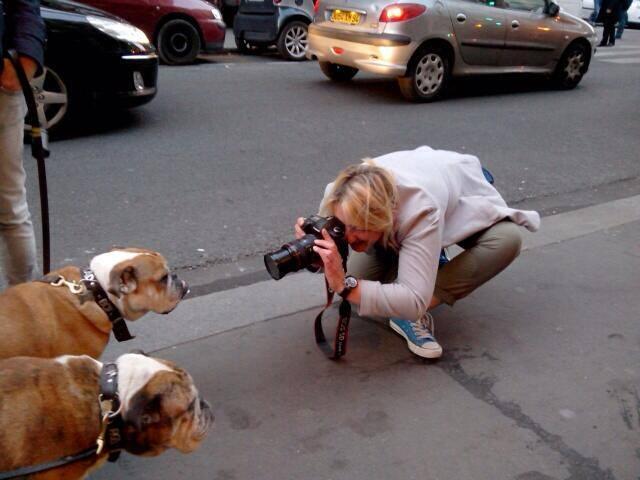 Shooting Paris