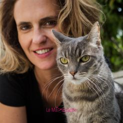 Le félin parisien, Julie Soubiran, comportementaliste chat