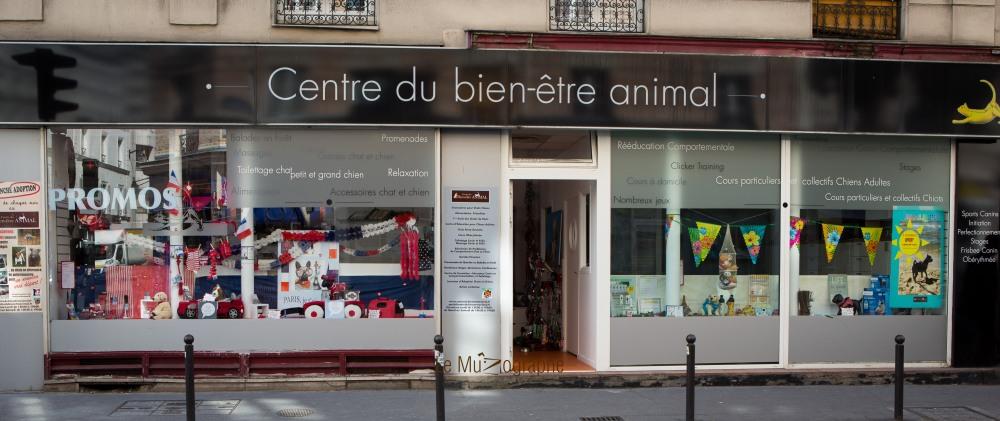 Centre du bien-être animal par Le MuZographe