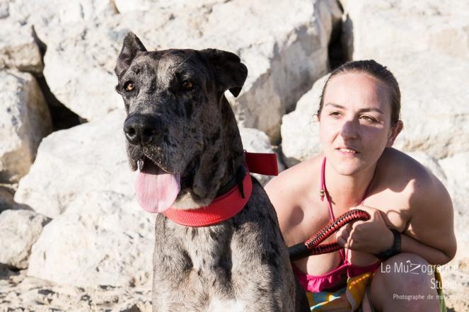 Minnie et Attila © Le MuZographe, Lisbonne