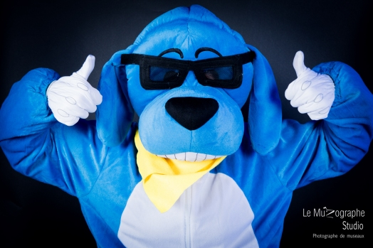 Zblou : Mascotte des bleus